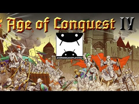 Age of Conquest IV Android GamePlay Trailer (By Noble Master Games) [Game For Kids]