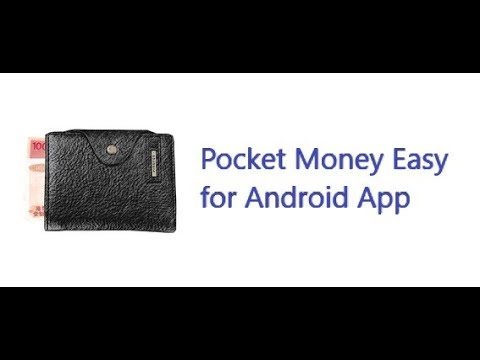 Pocket Money Easy for Android App