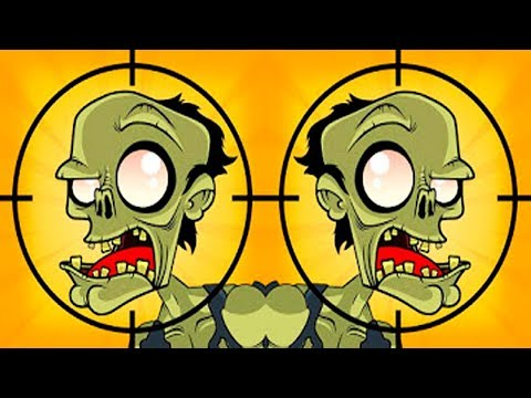 Stupid Zombies 2 - Android Gameplay Walkthrough 1-16 Levels LAB