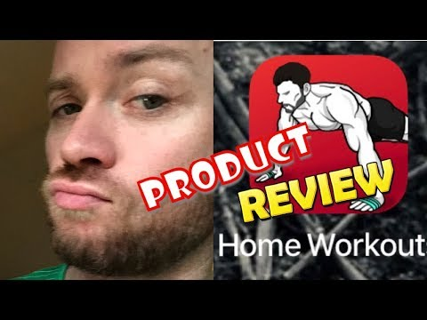 Product Review-Home Workout App PART 1