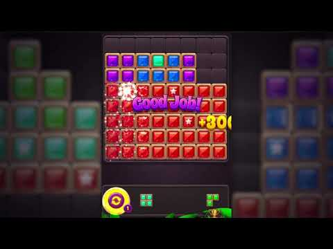 video review of Block Puzzle: Star Gem
