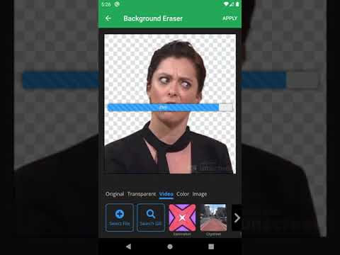 video review of Animated Sticker Maker for WhatsApp WAStickerApps
