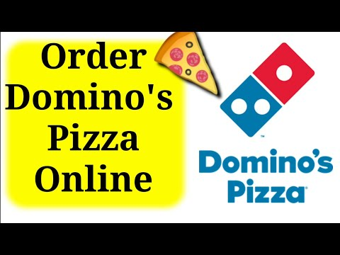 How To order Domino's Pizza Online
