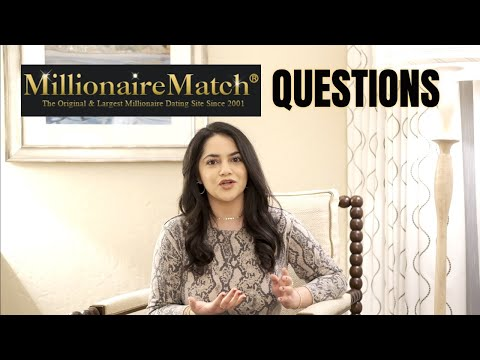 ANSWERING YOUR MILLIONAIRE MATCH QUESTIONS