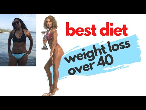 The best weight loss diet for women after 40: how to calculate calories and macros