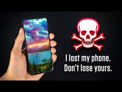 How THIS wallpaper kills your phone.