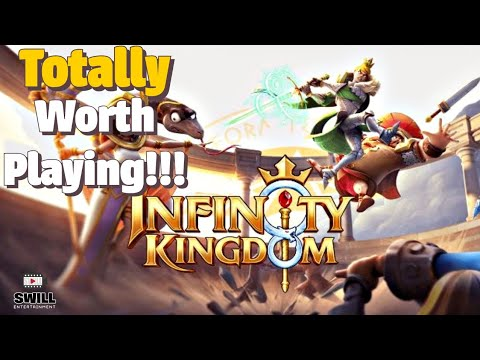 (NEW) FIRST IMPRESSIONS - Infinity  Kingdom | Android iOS