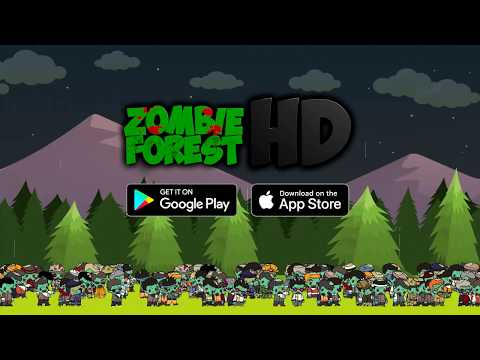 video review of Zombie Forest HD