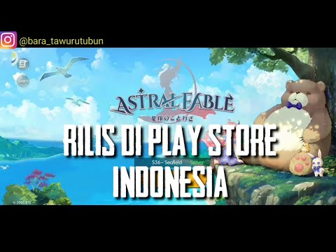 Nyobain Games Mirip LapLace - MMORPG Astral Fabel ( Game Play ) Android