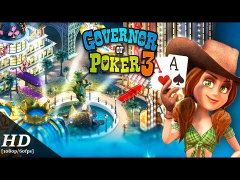 Governor of Poker 3 Android Gameplay