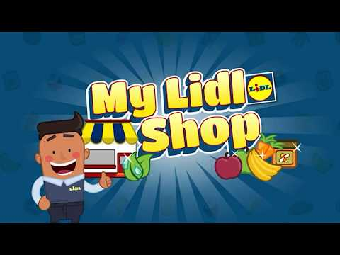 My Lidl Shop - Gameplay IOS & Android