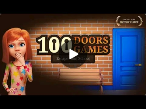 Most Wonderful Game App Now in Demand 100 Doors Games 2020: Escape from School