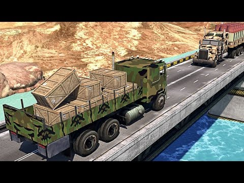 US Army Truck Simulator - Android Gameplay FHD