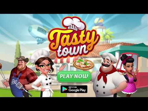 video review of Tasty Town