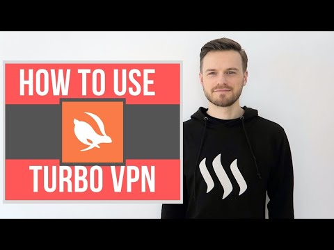 How to use Turbo VPN for android // Best VPN free 2019// Step by step VPN tutorial & review!