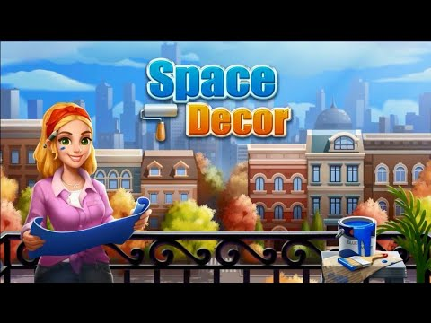 Space Decor : Dream Home Design (Early Access) Gameplay Android/iOS