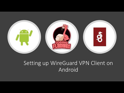Setting Up WireGuard Client On Android