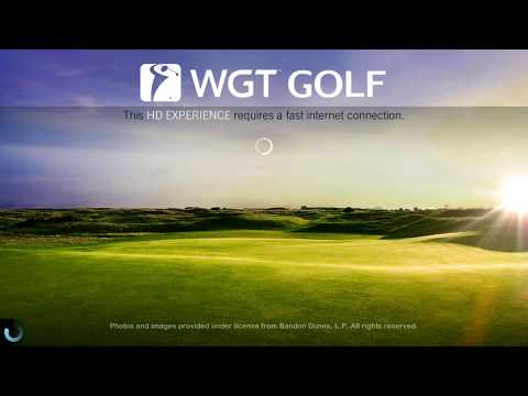 WGT GOLF MOBILE. TOUCHSCREEN STRATEGIES. 📋