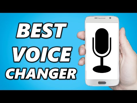 Best Voice Changer App for Android! - Change your Voice