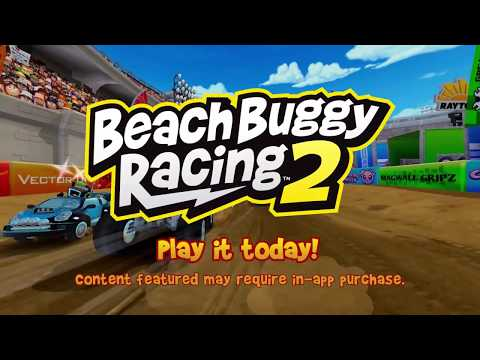 video review of Beach Buggy Racing 2