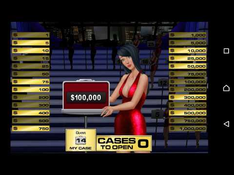 Deal or No Deal Android Gameplay