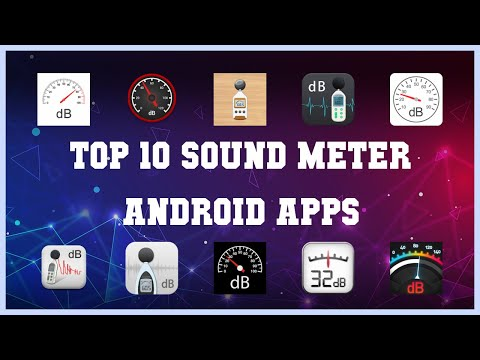 Top 10 Sound Meter Android App | Review