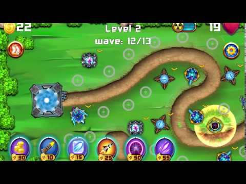 video review of Tower Defense Zone