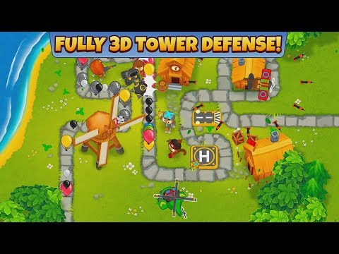 video review of Bloons TD 6
