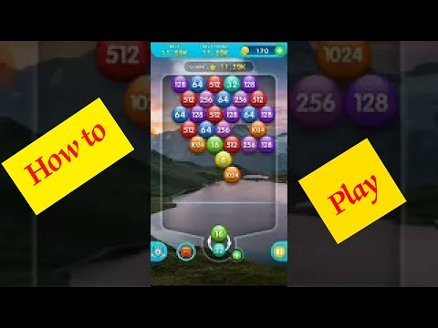 number bubble shooter | ANDROID GAMEPLAY