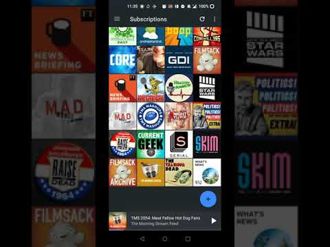AntennaPod (Android App Review)