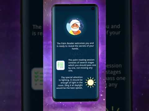 ⭐⭐⭐ Palm Reader in your phone ⭐⭐⭐