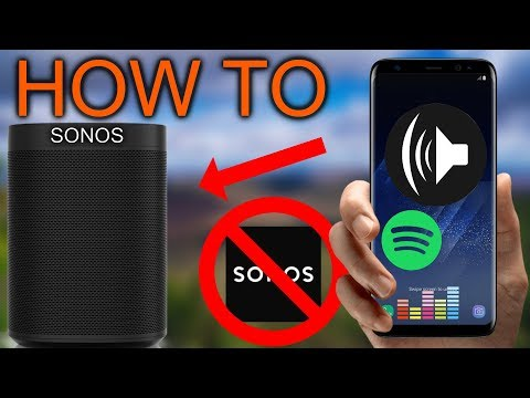 How to Play Smartphone Music to Sonos Without App