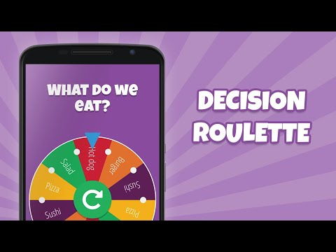 video review of Decision Roulette
