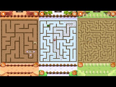 Maze Cat - Rookie Android Gameplay
