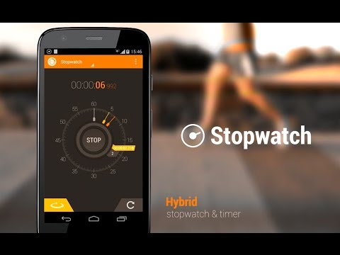 video review of Stopwatch Timer