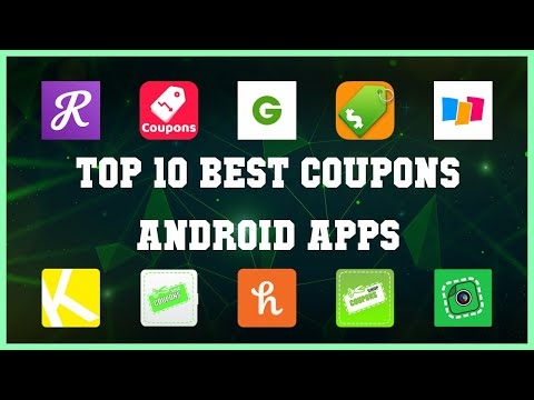Top 10 Best Coupons Android App   Review