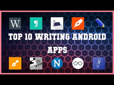 Top 10 Writing Android App | Review