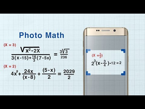 video review of Math Scanner By Photo