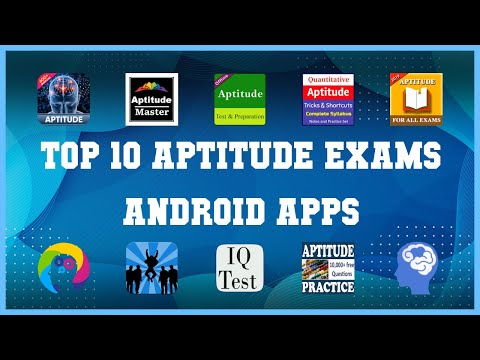Top 10 Aptitude exams Android App | Review