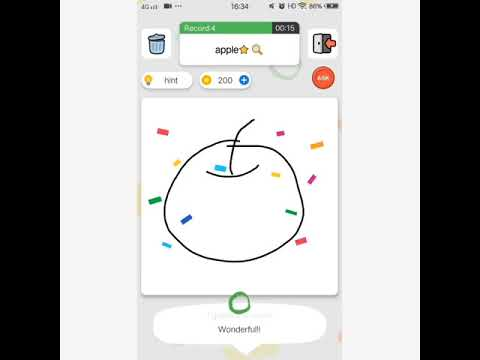 Happy Draw - AI Guess Drawing Game
