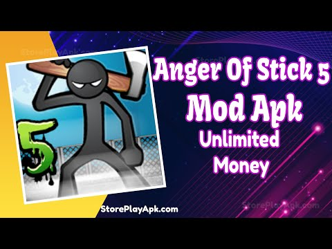 Anger Of Stick 5 Zombie Mod APK - How To Download Anger Of Stick 5 Zombie Mod Apk (Unlimited Money)