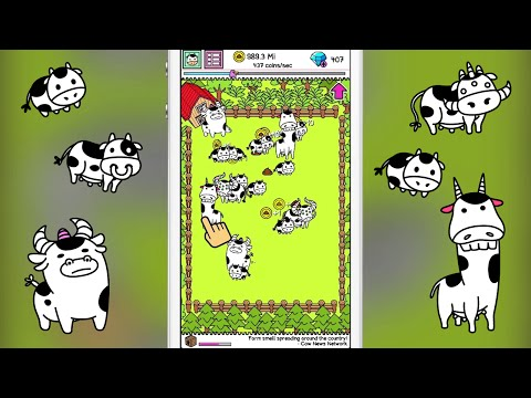 video review of Cow Evolution