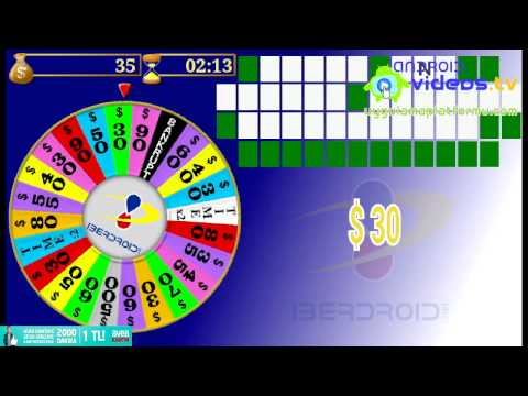 Android The Luckiest Wheel
