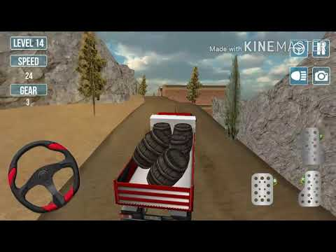 Truck driving Best Android app indian truck driving truck samular game 2019