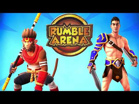 video review of Rumble Arena
