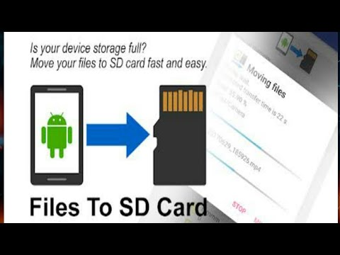 Move all Apps/files from Internal to SD Card | TIPS & TRICKS 2020