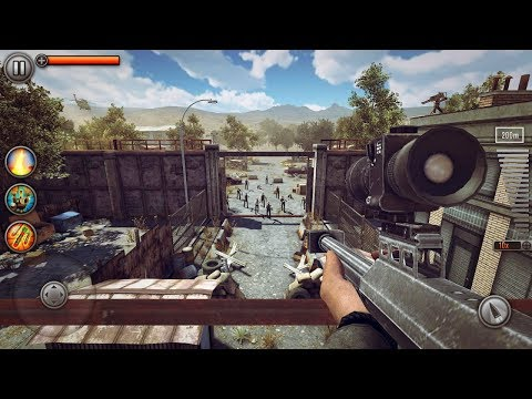 Last Hope Sniper - Zombie War: Shooting Games FPS Android Gameplay