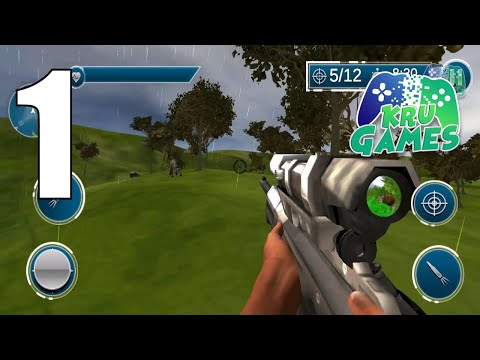 Wild Deer Hunting Adventure :Animal Shooting Games Gameplay Walkthrough #1 (Android, IOS)