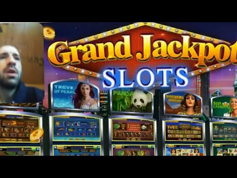 GRAND JACKPOT SLOTS Pop Vegas Casino Games | Free Mobile Game | Android Gameplay HD Youtube YT Video