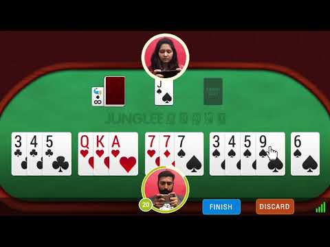 video review of Junglee Rummy
